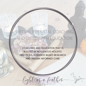 Prenatal Coaching: Support before the Labor Room